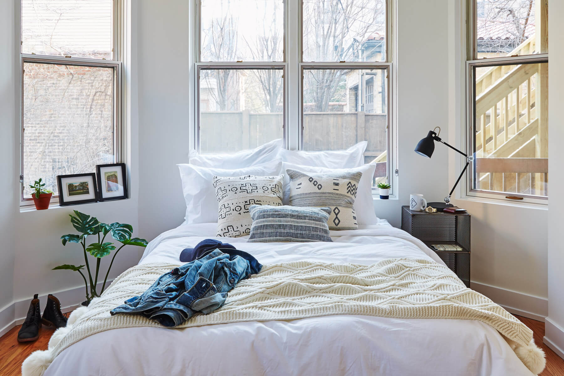 bedroom at Common Briar