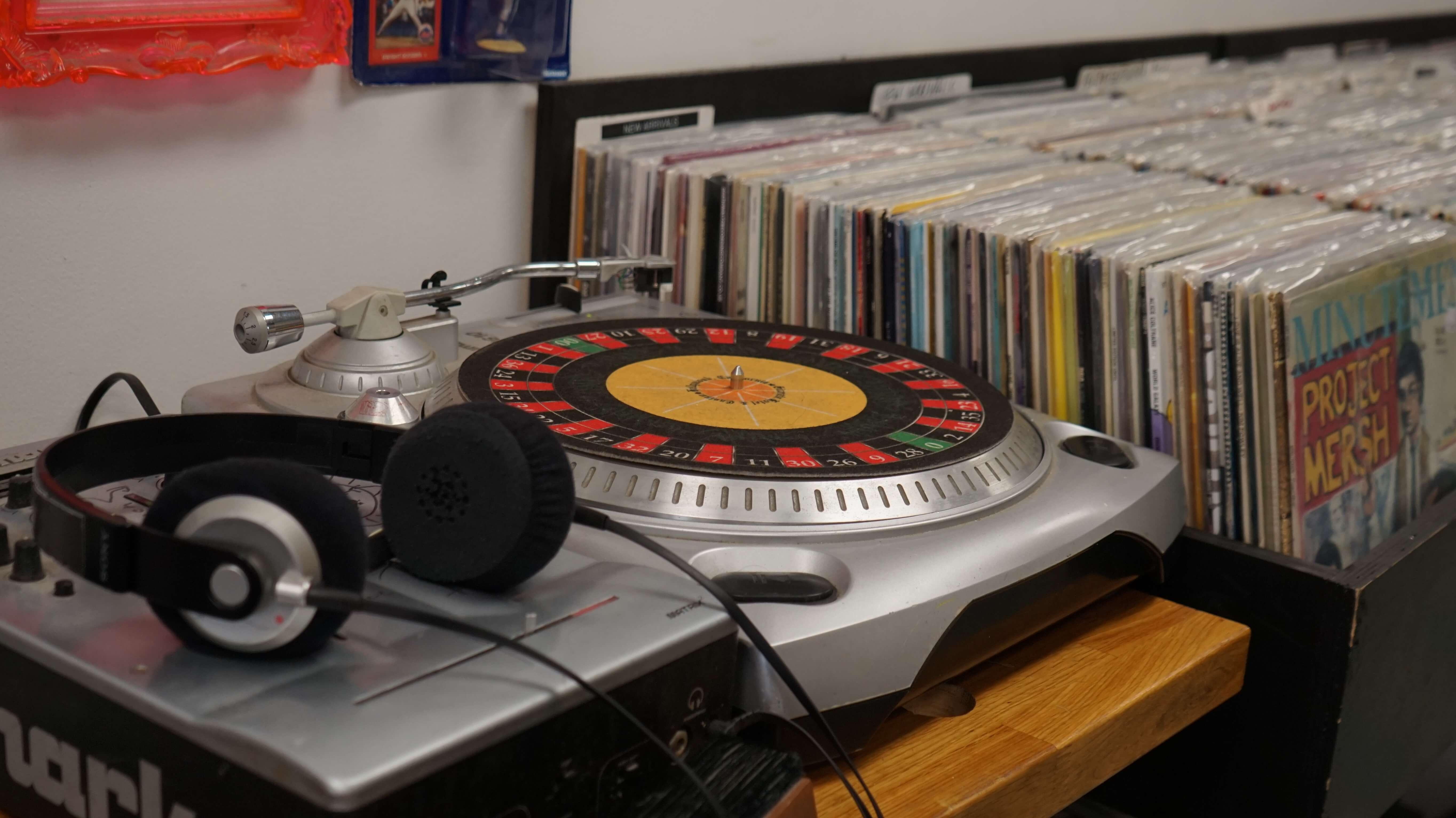 Deep Cuts Record Store Ridgewood