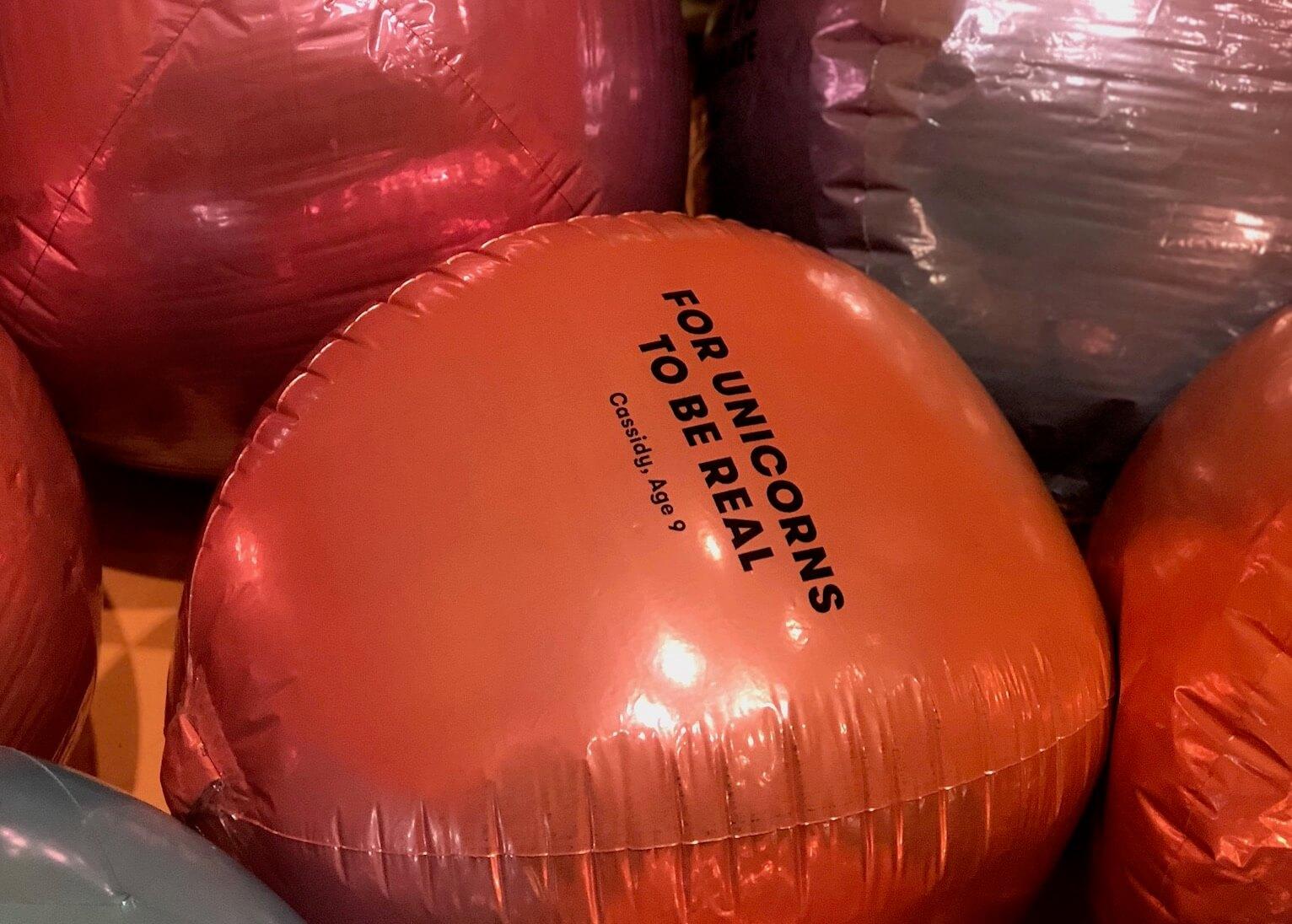 color factory balloon