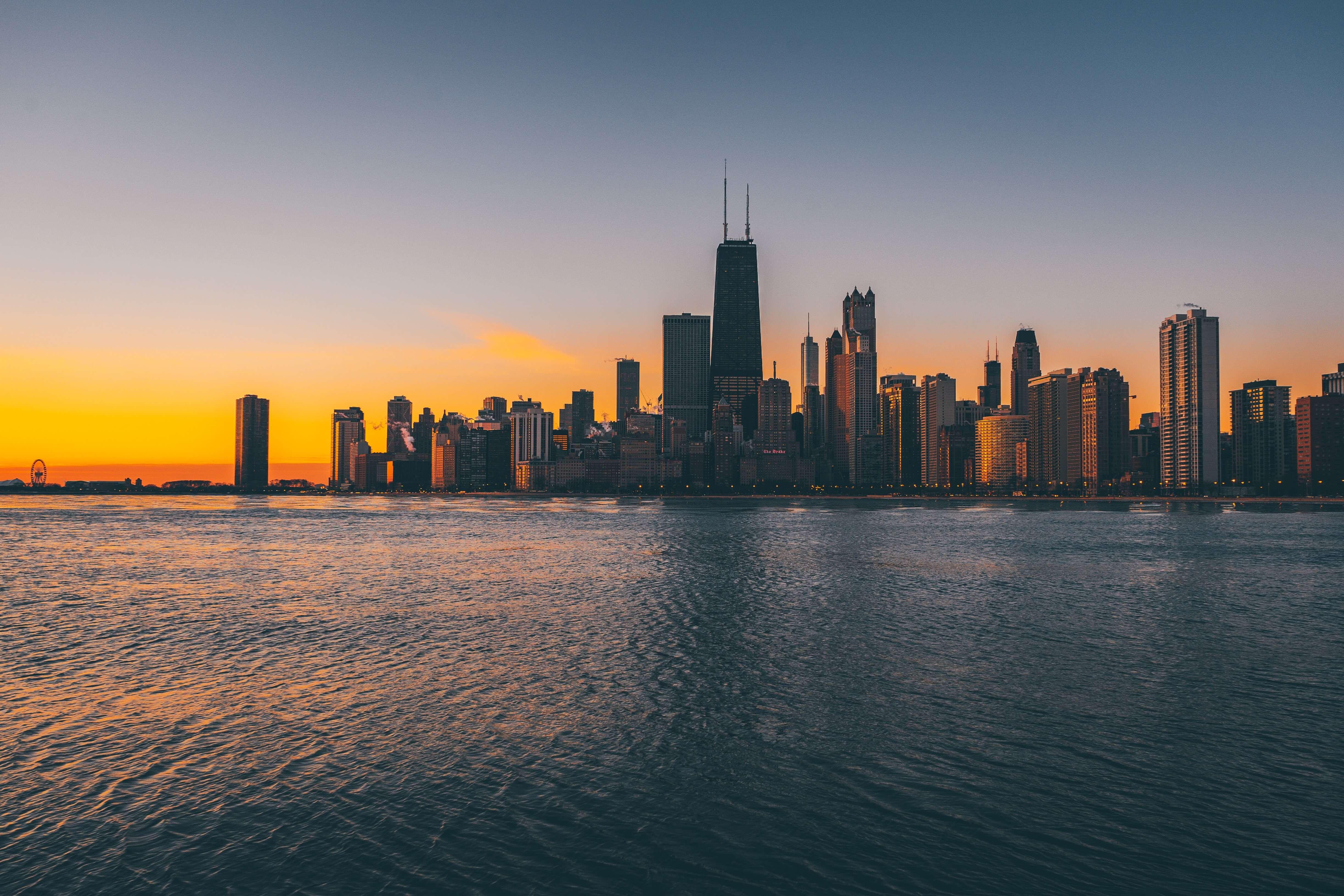 North lake Beach chicago