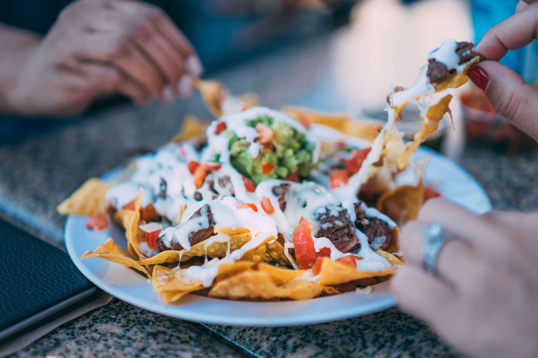 nachos cook